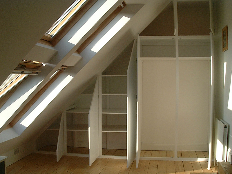 Wardrobes & Cupboards