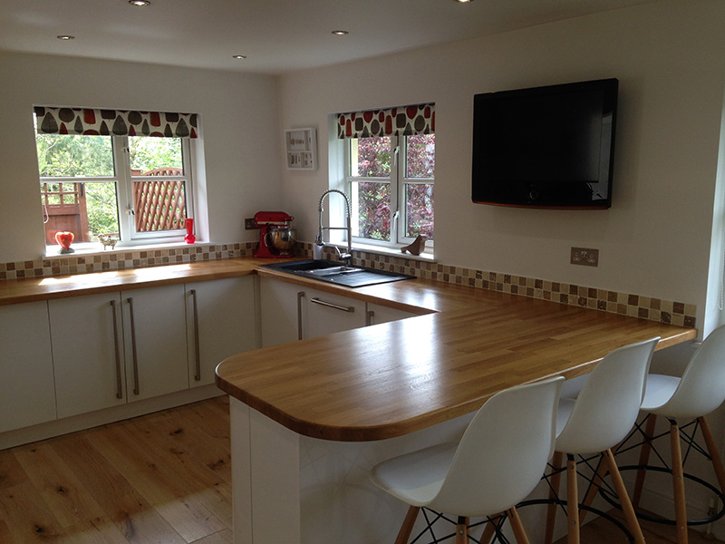 Kitchens - James Houseman