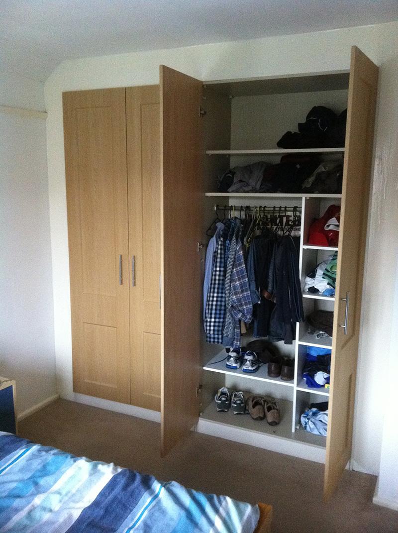 Made To Measure Kitchen Doors Wardrobes Cupboards James Houseman